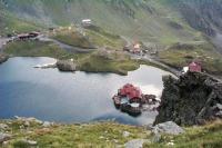 Hütte Balea Bergsee
