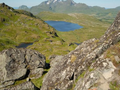 Unterwegs in den Lofoten