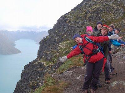 Unterwegs in Fjordnorwegen