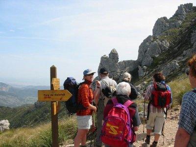 Wandern im Westen von Mallorca