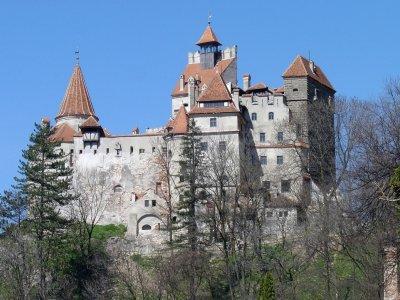 Draculashloss in Bran