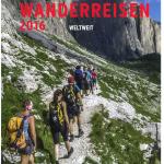 Titelbild Wanderkatalog 2016