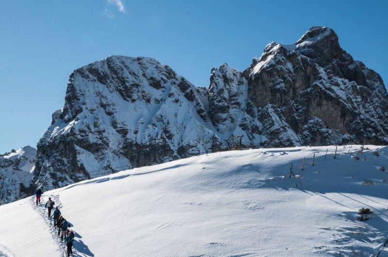 Breitenberg Schneeschuh