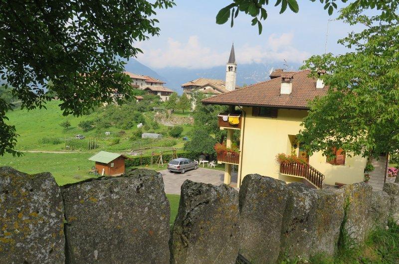 Das Dorf Lundo