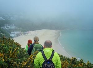 St Ives Küstenwanderung