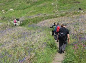 Cornwall Wandergruppe