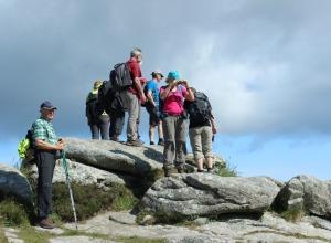 Wandergruppe Cornwall