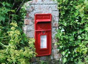 Briefkasten Cornwall