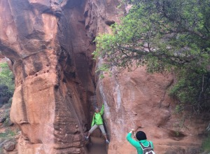 Wandern im Zion Nationalpark