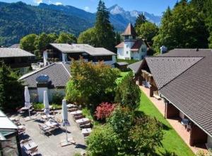 Treffhotel Alpina