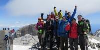 Mt. Olympus - Gipfelfoto