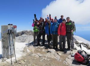 Mt. Olymus - Skolio (2.911 m).