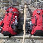 Abstieg - Hagen Alpin Tours Rucksäcke