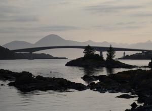 Brücke zur Insel Skye
