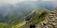Snowdon Wanderung