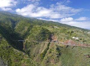 La Palma Nordhang