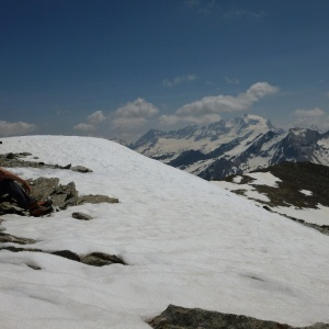 Aostatal - Gipelpanorama