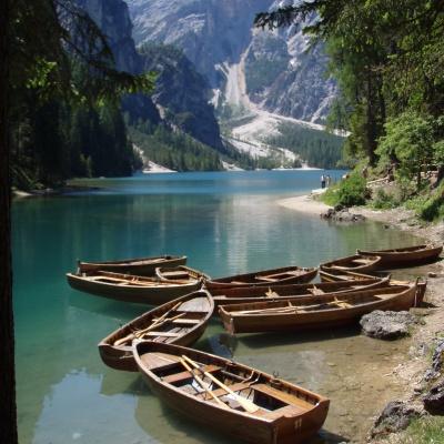 Pragser Wildsee Idylle