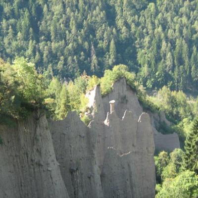 Erdpyramiden Segenzano