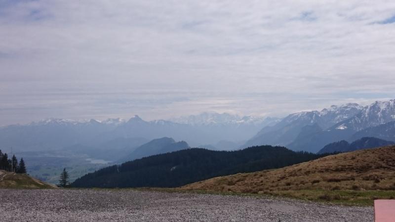 Blick von Alpspitz