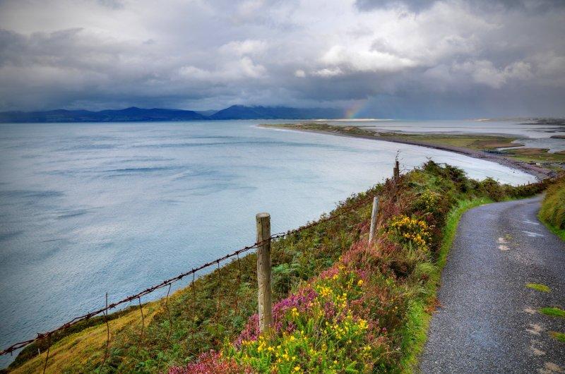 Küstenlandschaft Kerry