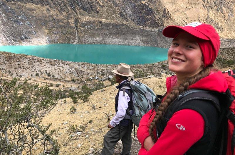 Abstieg zur Lagune Jahuacocha