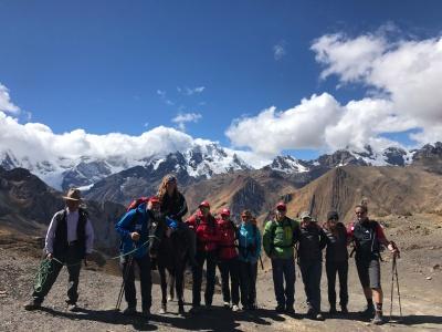 Llamac Pass fast erreicht