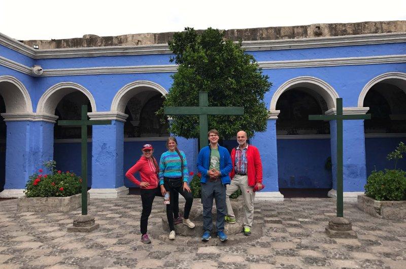 St. Catalina Kloster Arequipa
