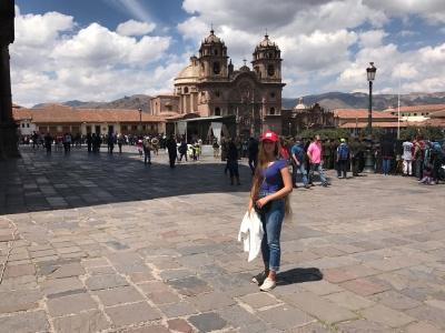 Stadtbummel durch Cuzco