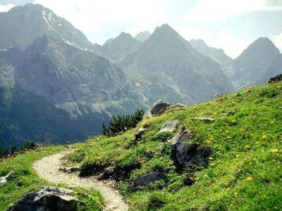 Karwendel-Wetterstein-Zugspitze II