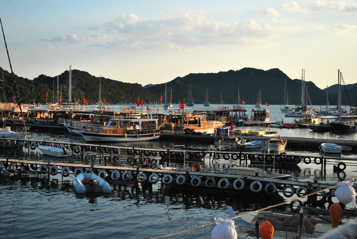Hafen von Ücagiz