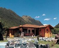 Ecuador Hacienda Termas de Papallacta