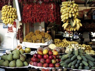 Mercado Lavradores Lavradores Market© Turismo Madeira