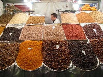 Marokko - Markt