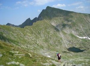 Rumänien - Wanderweg