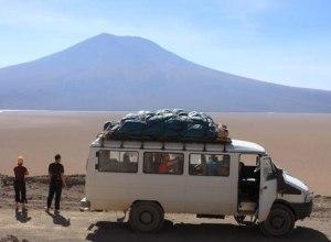 Atacama Wüstentrekking