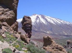 Im Teide Nationalpark