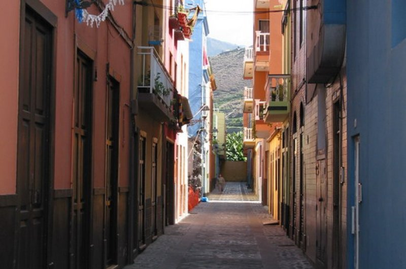 La Palma Häuser