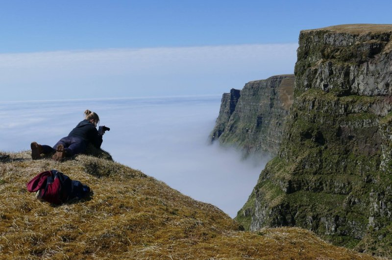 Wandern auf Island