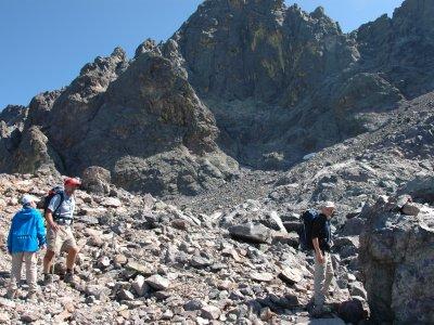 Korsika - Weg zum Mt. Cinto