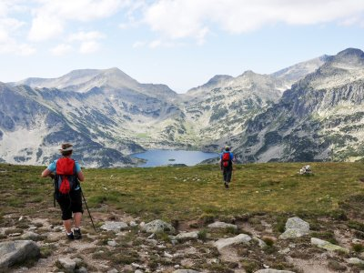 Trekking Bezbog-Polezhan Gipel