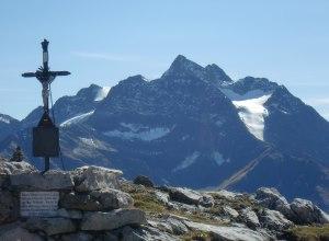 Lechtal - Gipfelkreuz