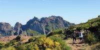 Wanderer auf Madeira