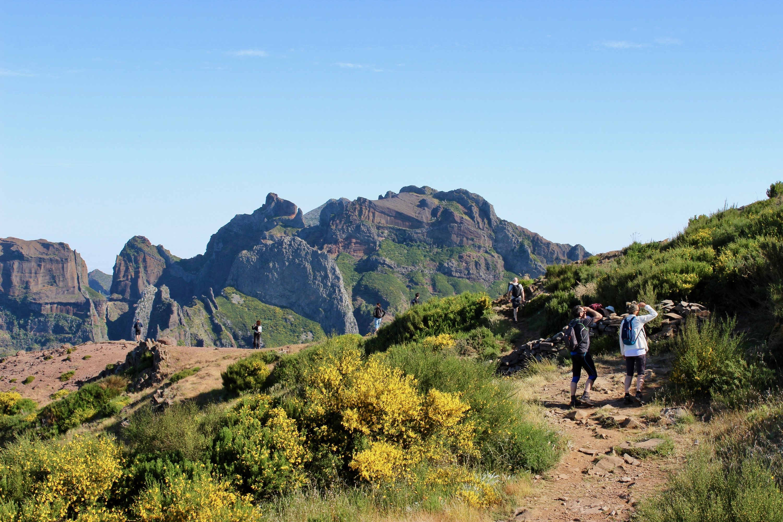 Madeira Inseldurchquerung