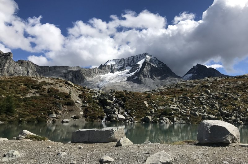 Bergsee Zillertal