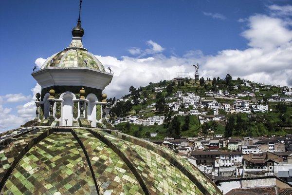 Altstadt Quito 2