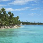 Neuseeland-Fiji-Meer