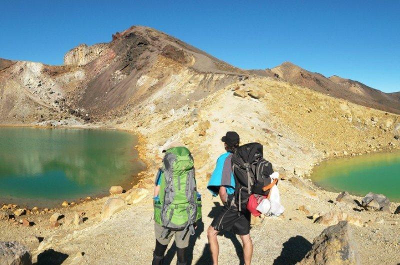 20150208 092141emerald Lakes Tongariro Crossing