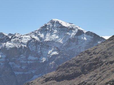 Auf 3.600m Blick zum Toubkal