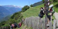 2. Etappe Meraner Höhenweg